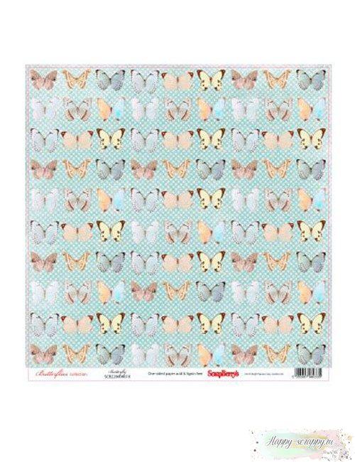 ScrapBerry's Бабочки