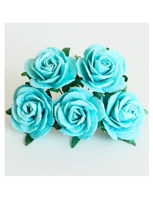 Роза бирюзовая