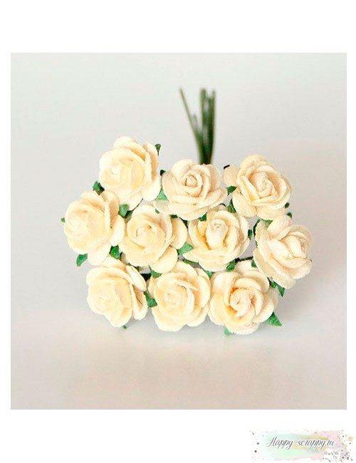 Розы молочные