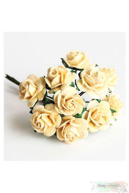 Розы св-желтые