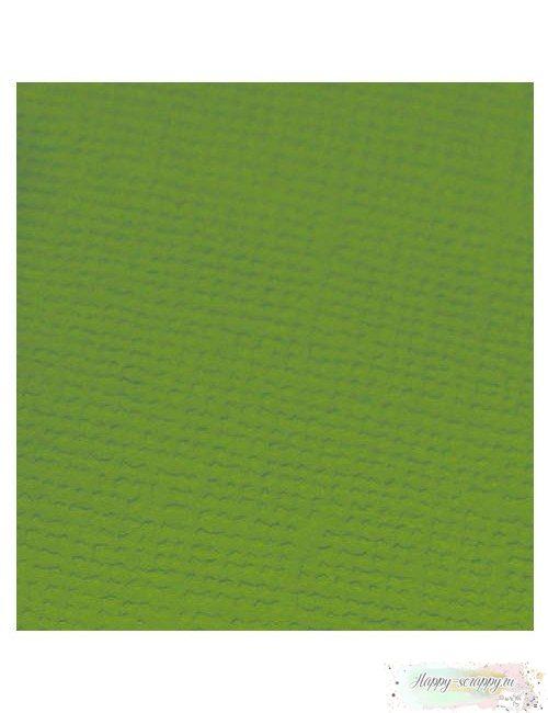 Кардсток текстурный Зеленый попугай