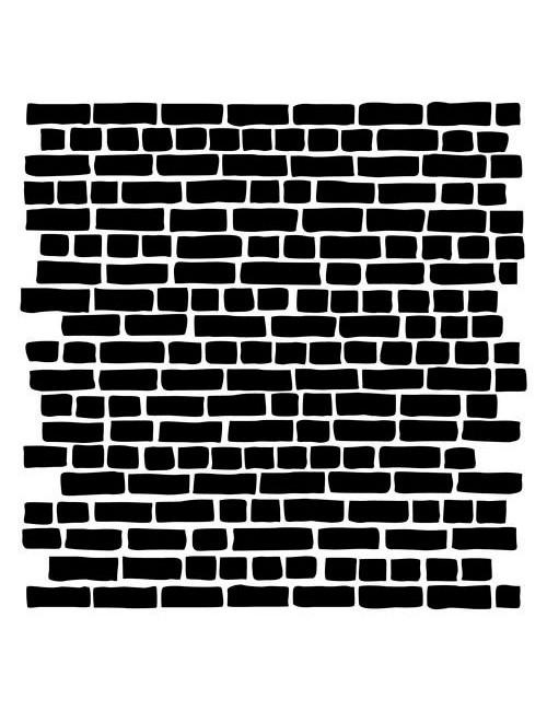 Маска Кирпичная стена