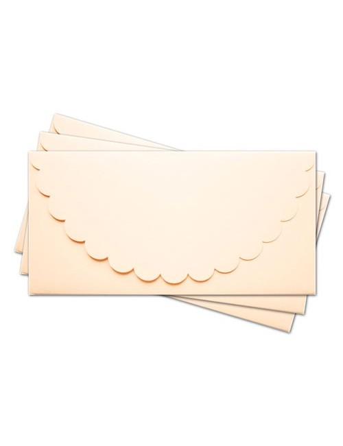 Основа для конверта кремовая