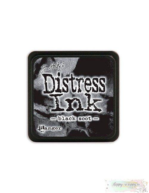 Distress Ink - Black soot