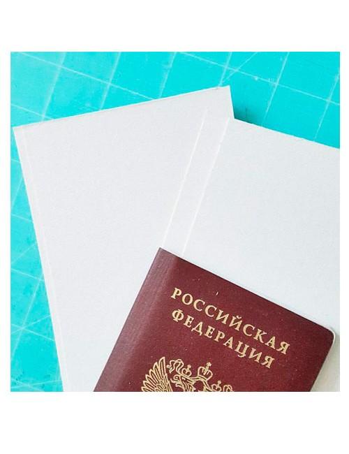 Пивной картон для паспорта
