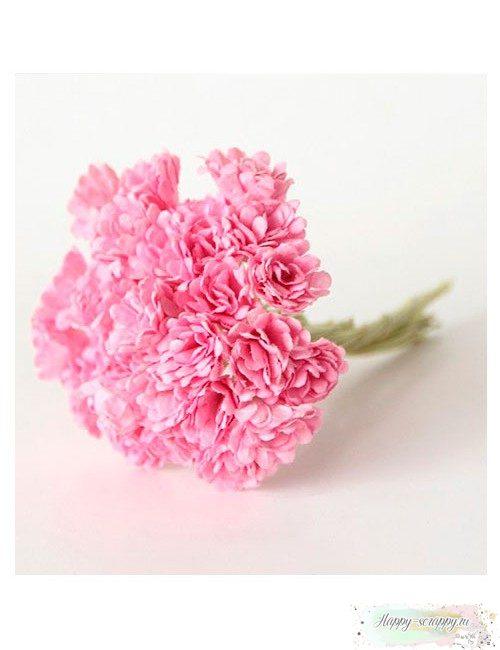 Гипсофилы розовые 1 см (10 шт)