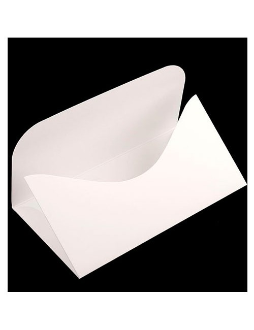 Основа для конверта - белая №6