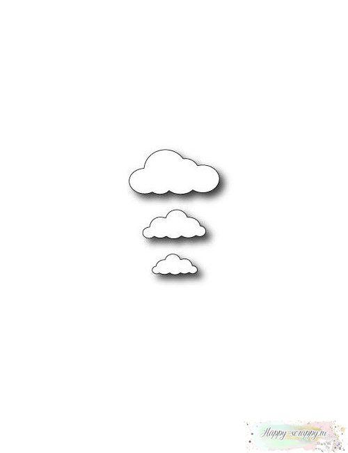 Нож Облака (Puffy Clouds) Memory Box