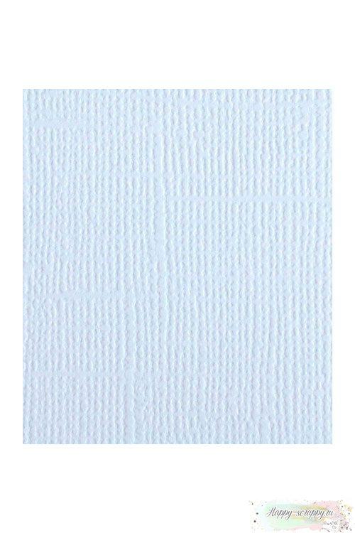 Кардсток текстурный Бледно-голубой