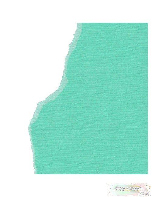 Кардсток текстурный Мятный