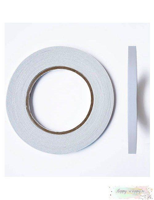 Двусторонний прозрачный скотч 9 мм