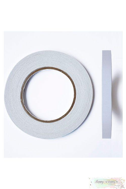 Двусторонний прозрачный скотч 12 мм