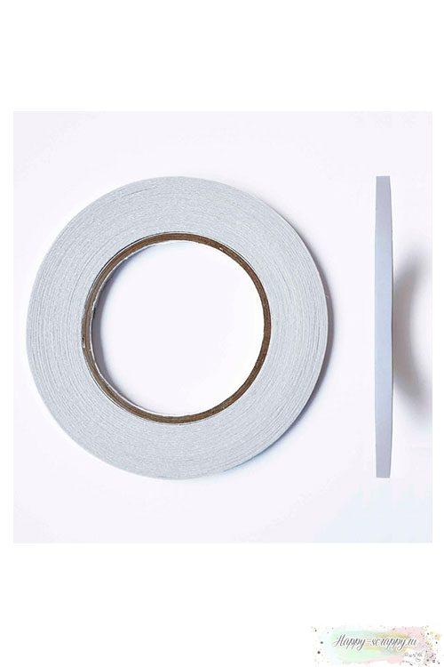 Двусторонний прозрачный скотч 6 мм