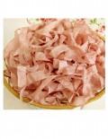 Шебби лента Розовые лепестки 1м