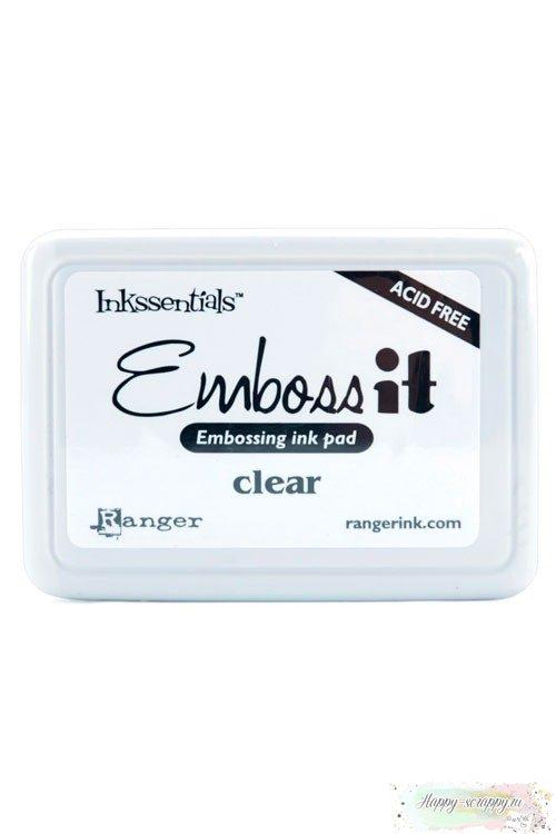 Подушечка для эмбоссинга Emboss It Ink Pad