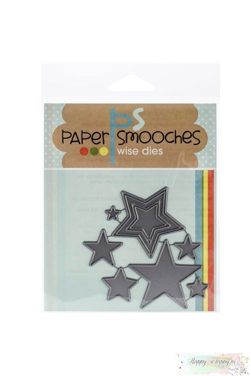 Нож Звезды (Stars) от Paper Smooches