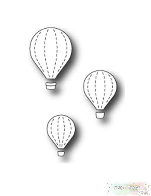 Нож Воздушные шары (Floating Balloon Trio) Memory Box