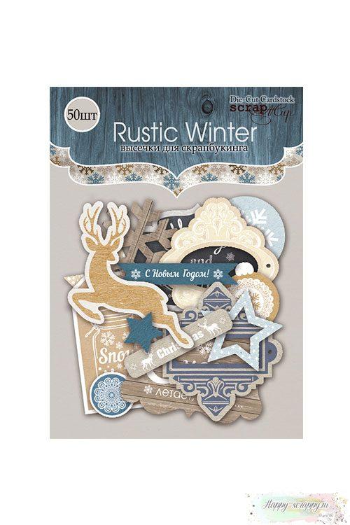 Набор высечек Rustic Winter