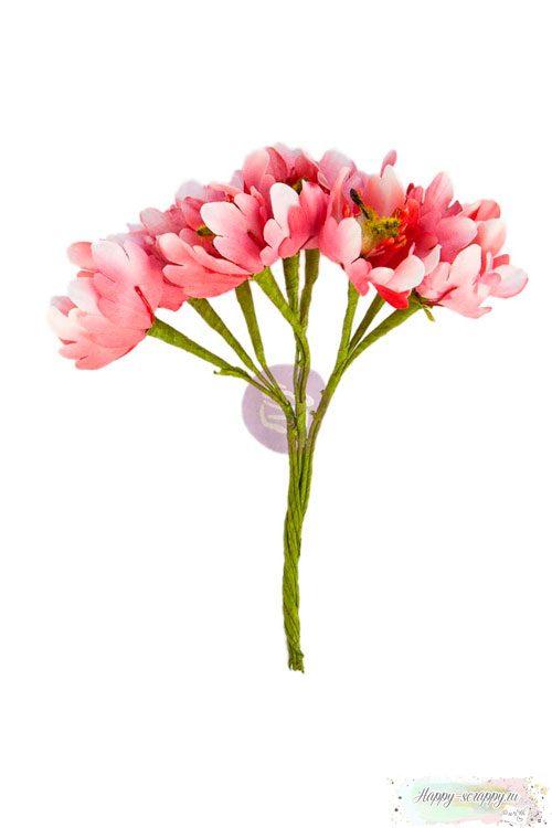 Набор цветов Flower Bundles - Magenta