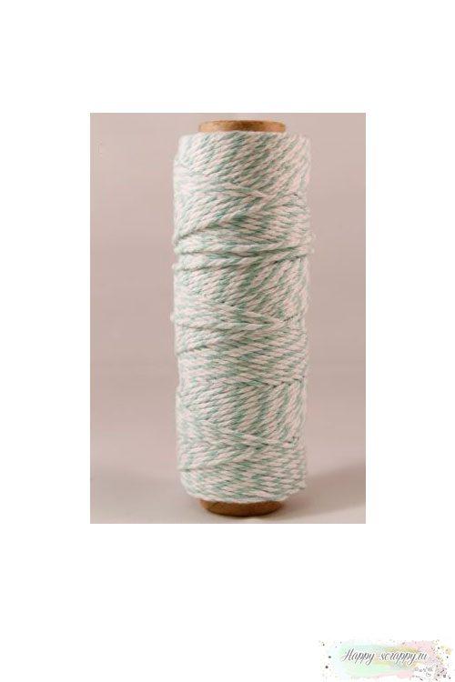 Шнур Твайн - зеленый (90 см)