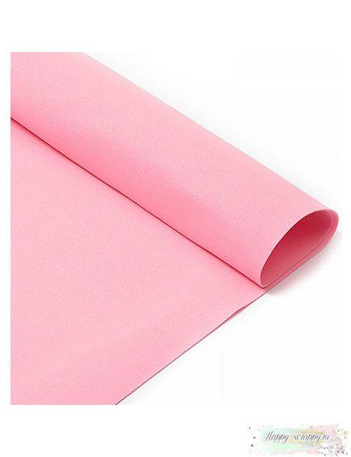 Лист фоамирана 50х50 см - розовый