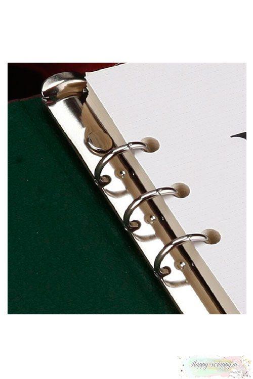 Кольцевой механизм 17 см - серебро