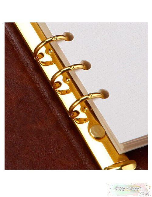 Кольцевой механизм 17 см - золото