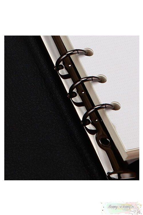 Кольцевой механизм 17 см - черный