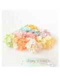 Цветы вишни средние пастельный микс (5 шт)