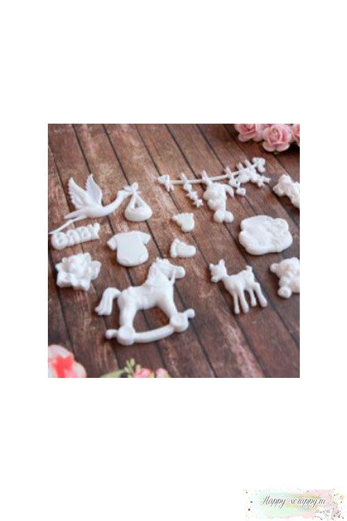 Набор фигурок из пластика Baby