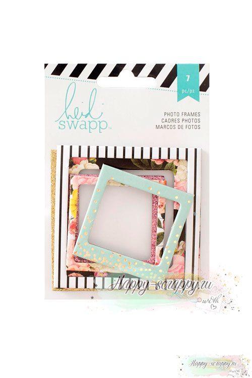Рамочки из картона Memory Planner (Photo Frames)