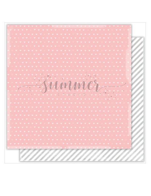 Бумага для скрапбукинга Vanilla dreams — Sweet
