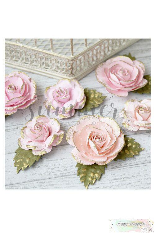 Набор цветов Just married — Victorian rose