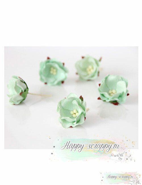 Цветы яблони мятные (1 шт)