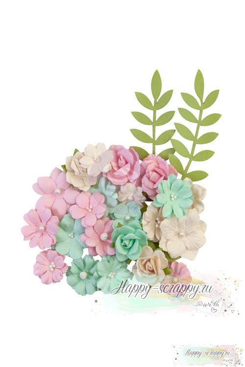 Набор цветов  Sweet Treat/Dulce By Frank Garcia - Mulberry