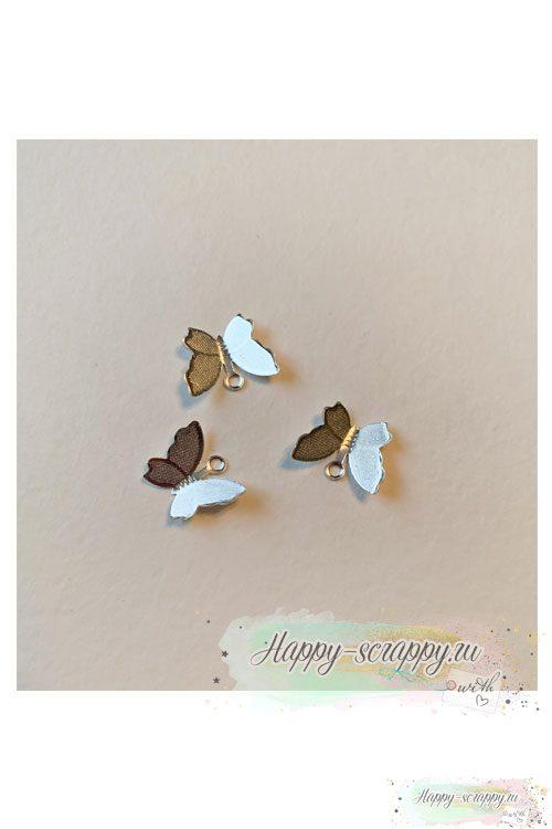 бабочки-серебр