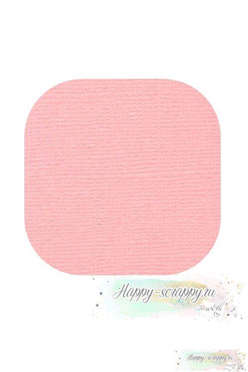 Кардсток текстурированный Розоватый 30,5х30,5