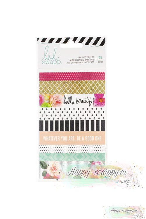 Набор наклеек для ежедневника Heidi Swapp Planner Stickers