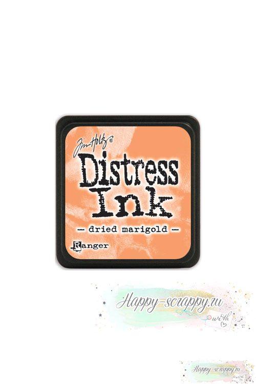 Чернильная мини-подушечка Distress Ink - Dried marigold