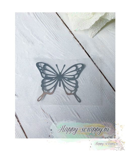 термотрансфер бабочка
