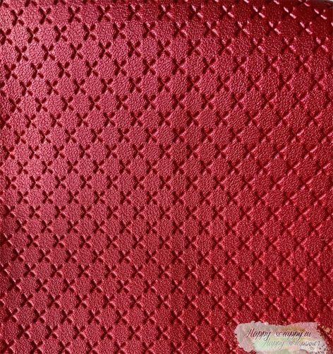 крестик-рубиновый