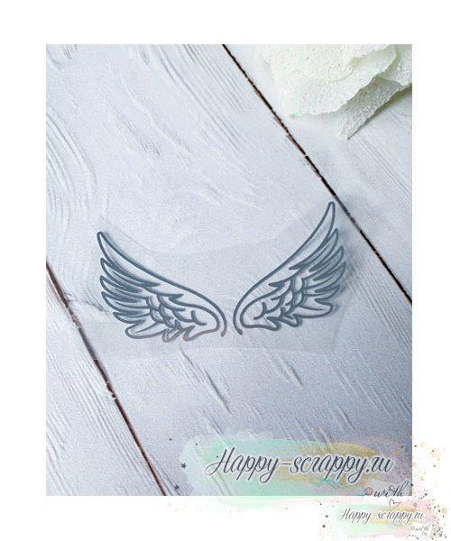 термотрансфер крылья