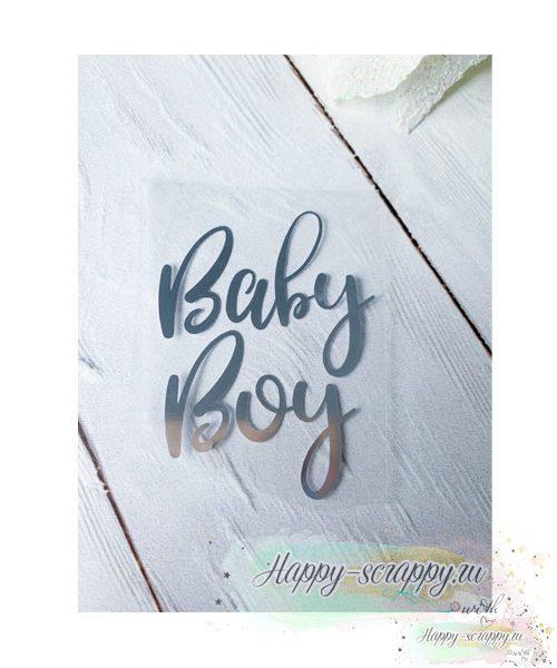 Надпись-Baby-Boy