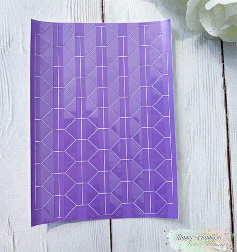 уголки-для-фото-фиолетовые