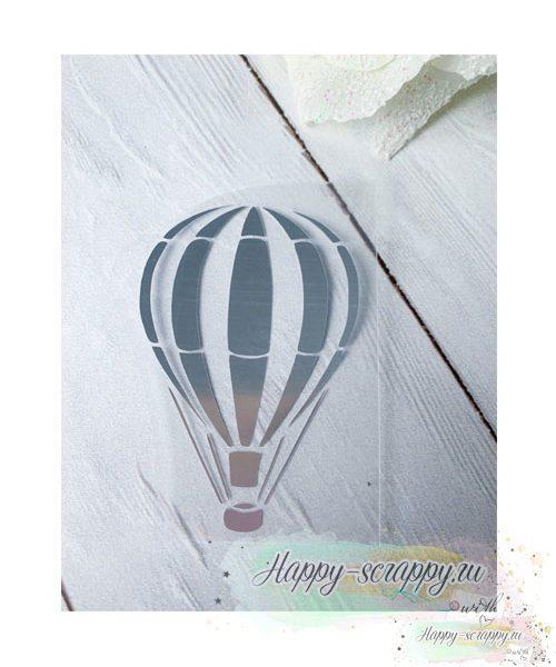 термотрансфер воздушный-шар
