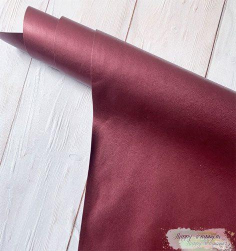 кожзам-мягкий-бордовый