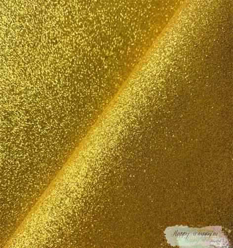 ткань-с-глитером-золотой