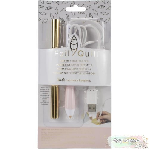 We R Memory Keepers FOIL QUILL FREESTYLE PEN