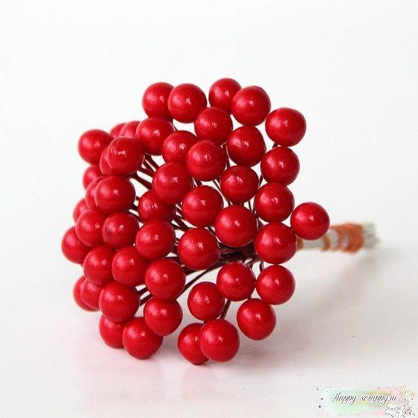 Ягодки красные