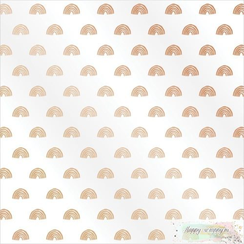 Веллум (калька) Magical Forest Printed Vellum от Crate Paper